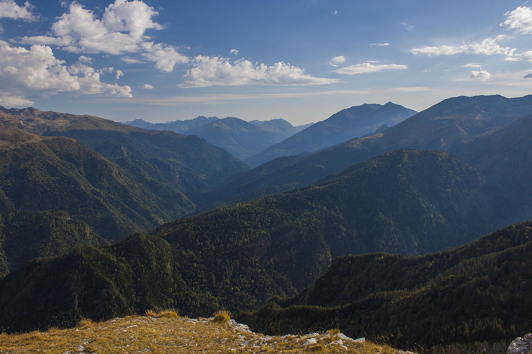 Долина Большой Лабы