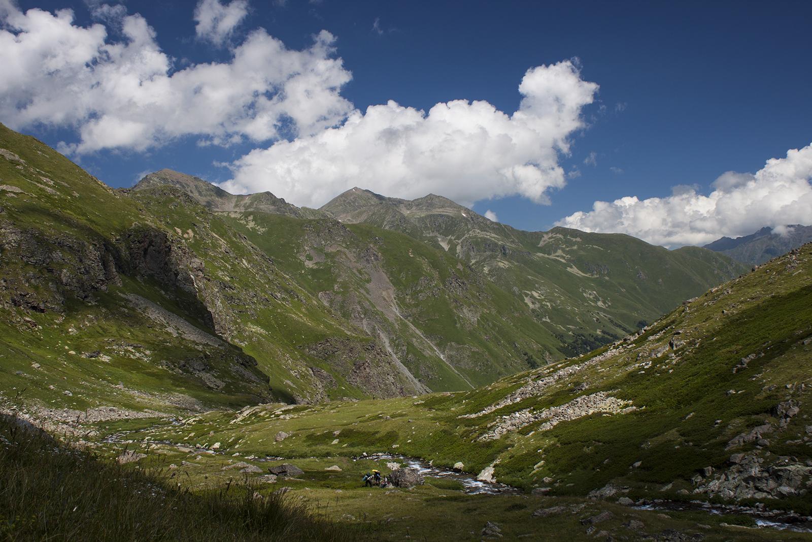 Долина имеретинки