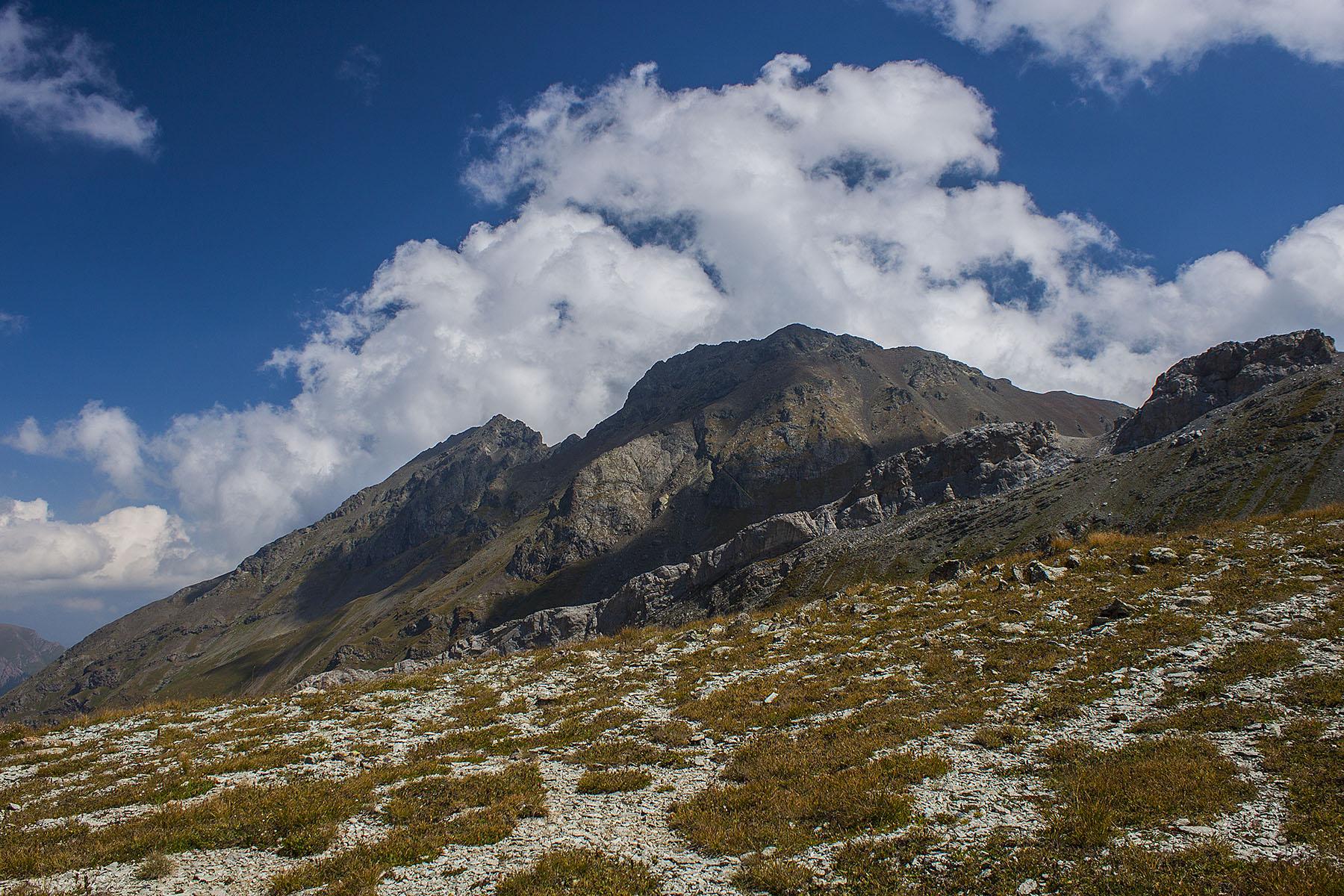 Гора Уруп