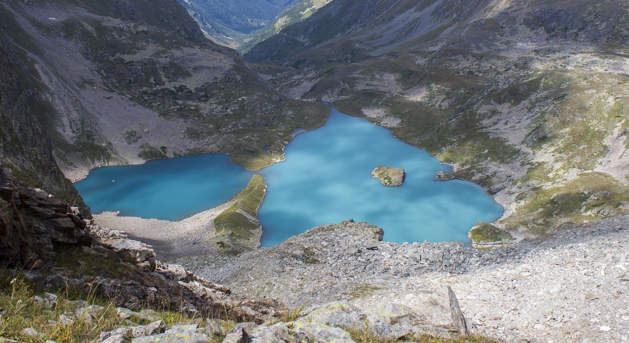 Озеро Безмолвия