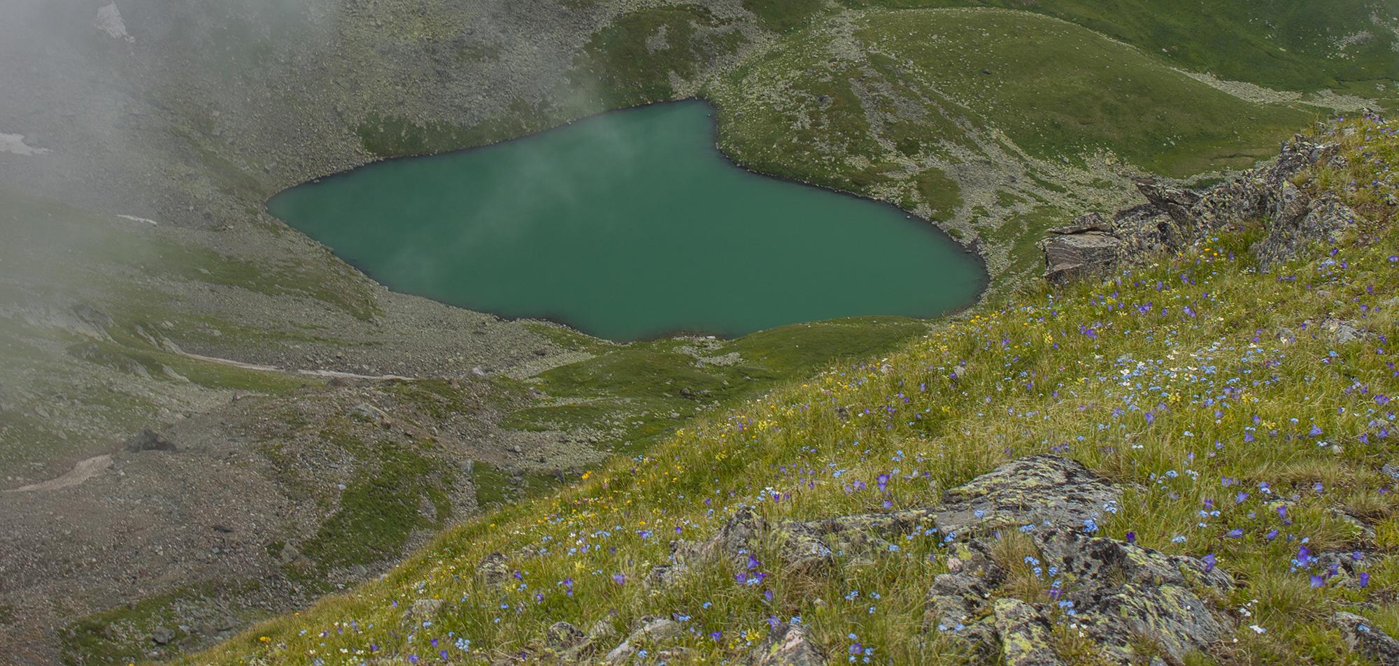 Озеро Скотта