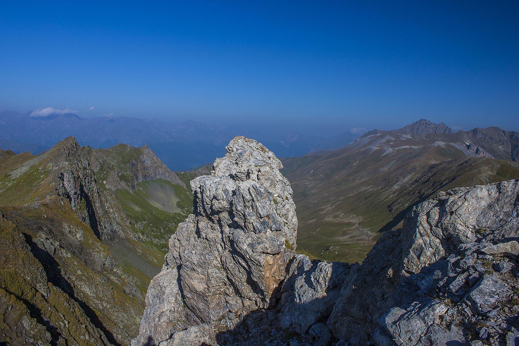 Перевал Загедан