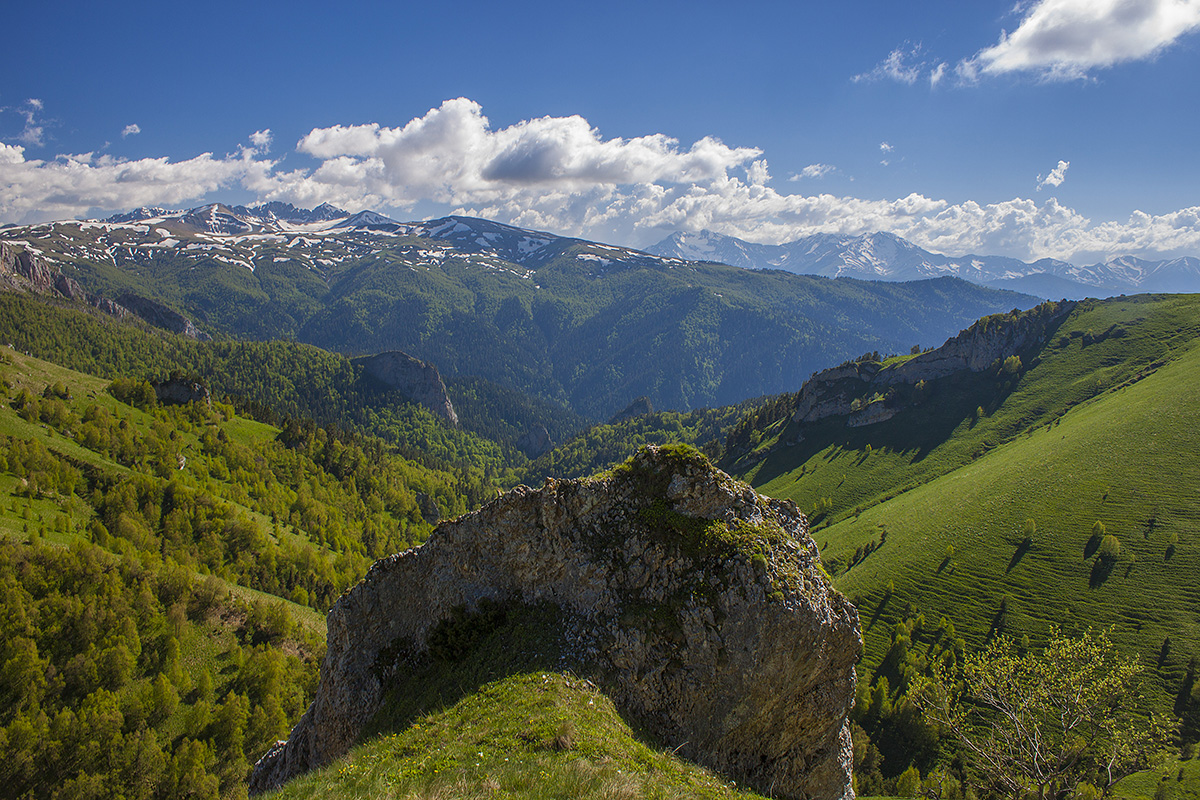 Долина Афонки