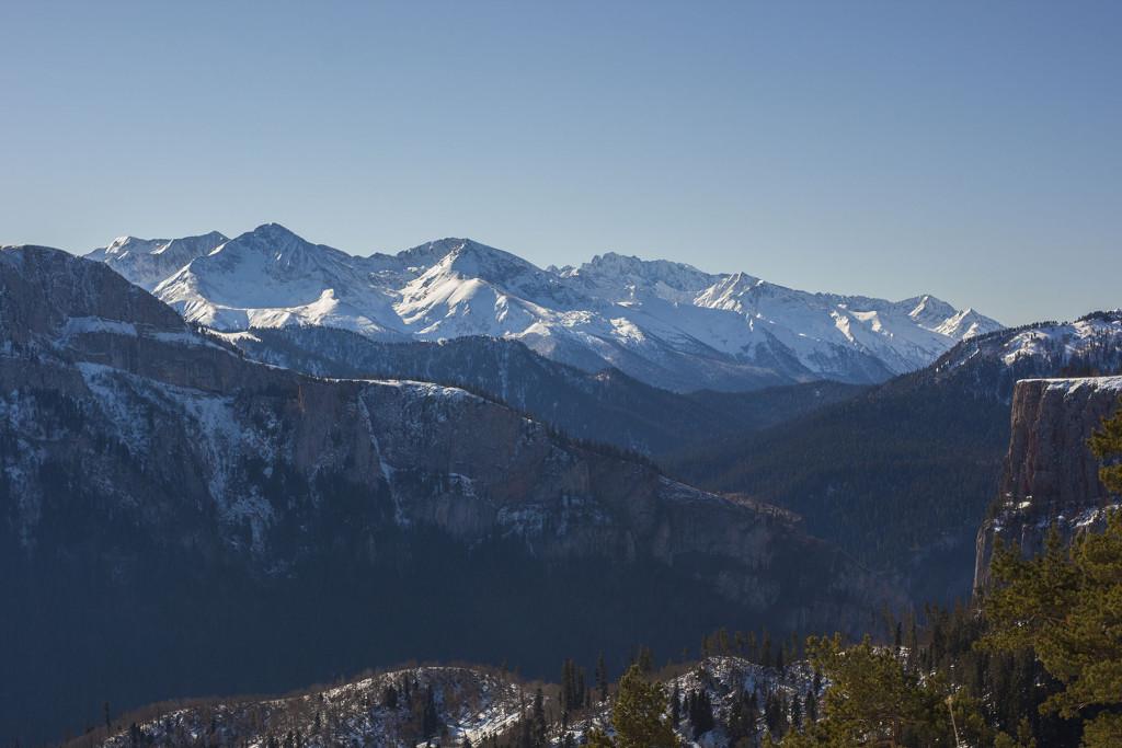 гора Псеашхо