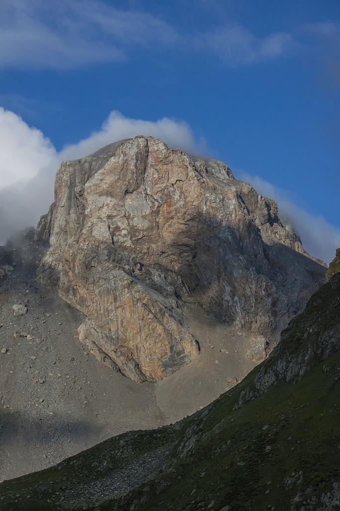 гора Загедан Скала