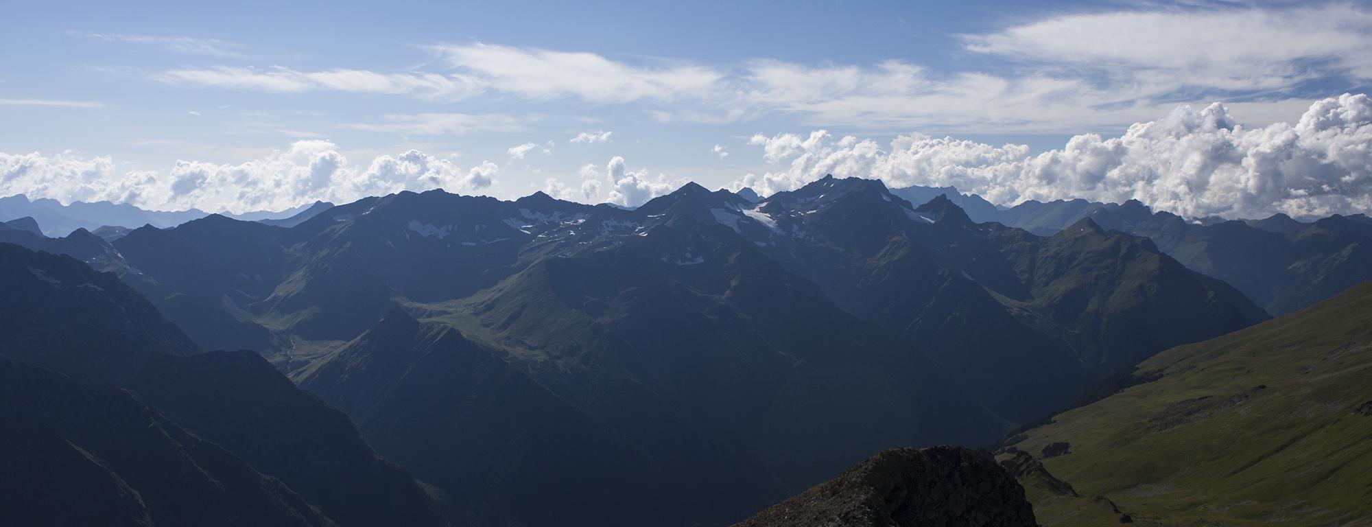 Хребет Герцена, гора Цахвоа.