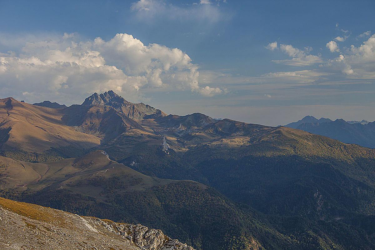 Гора Загедан