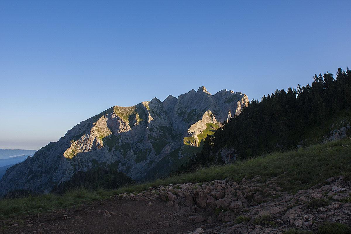 Гора Западный Ачешбок