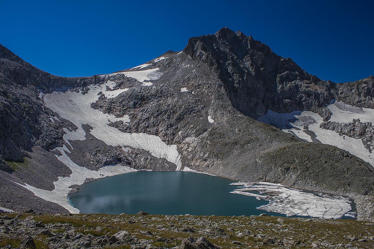 Озеро Поднебесное