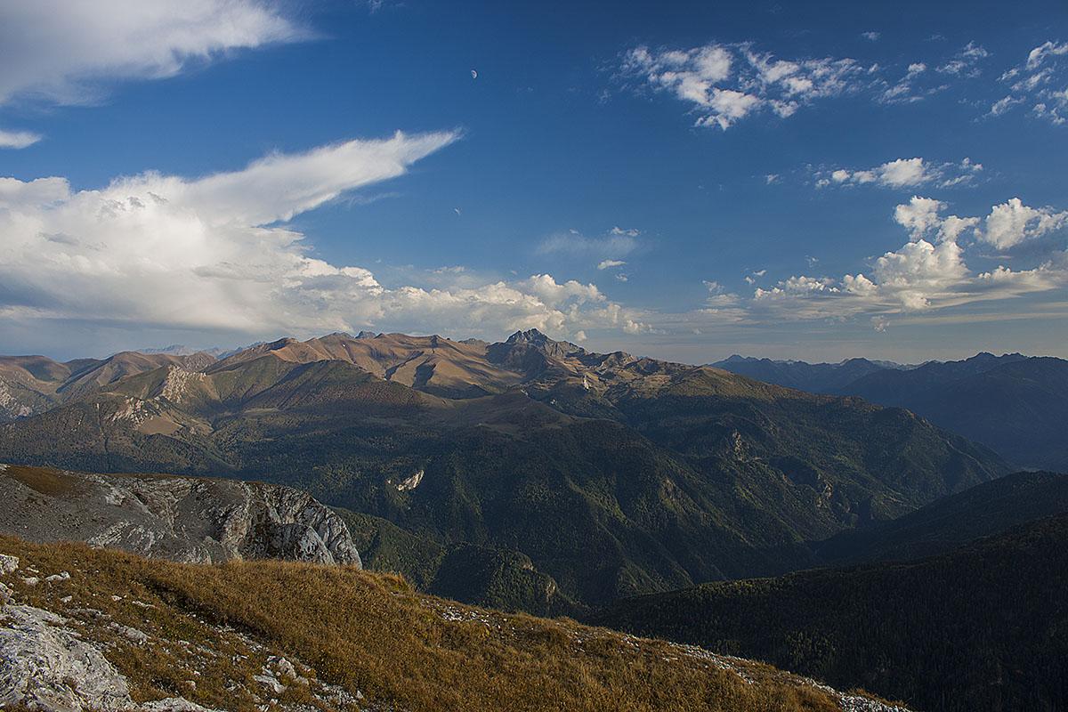Шантацара гора Загедан