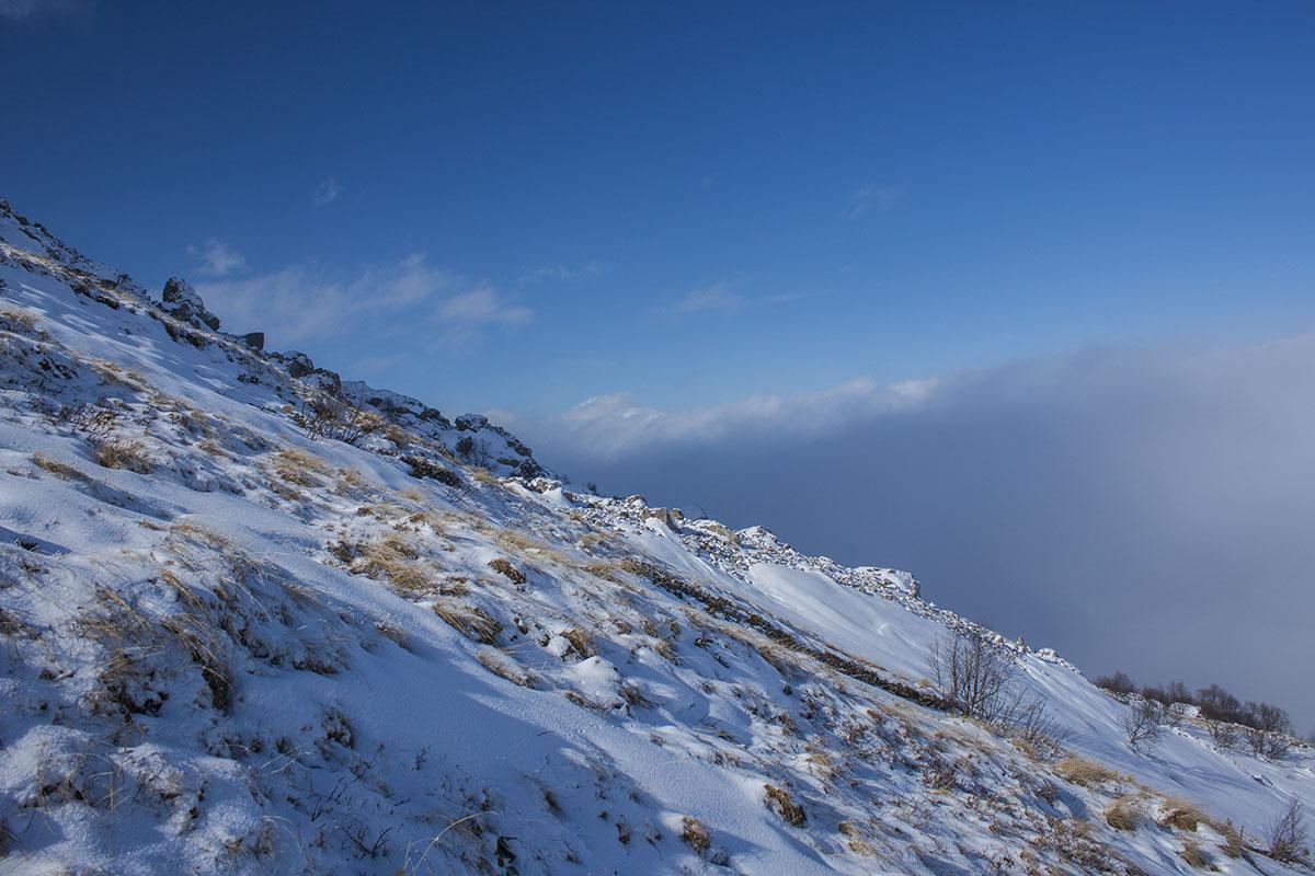 склон горы Западный Ачешбок