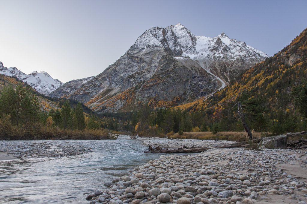 Долина Черенкол, гора Корангакая